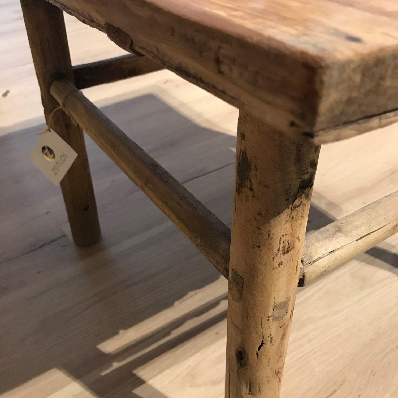 Couchtisch Holz Antik