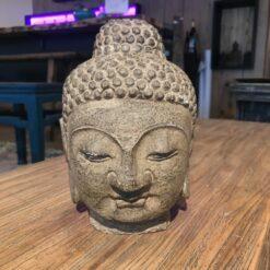 Figur Buddha-Kopf Klein